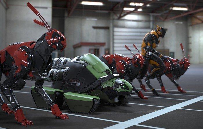 course robots