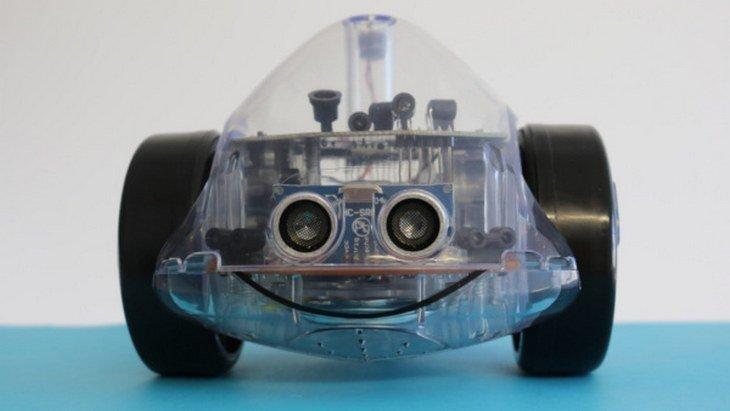 InObot, un robot qui illumine tes journées !