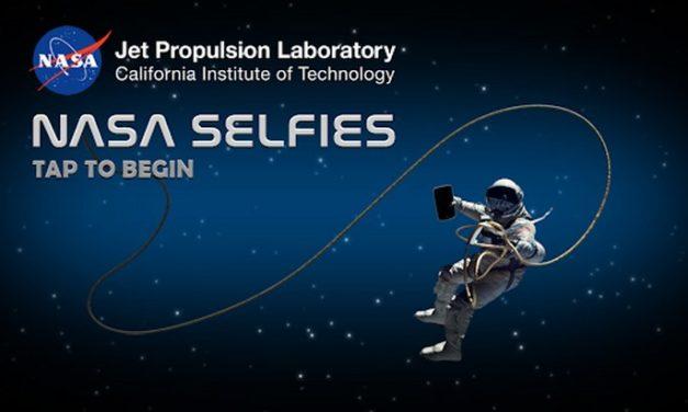 La NASA sort deux nouvelles applications pour voyager dans l'espace