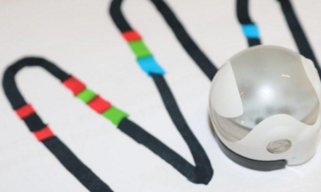 Robotique : Ozobot, le Picasso des temps modernes