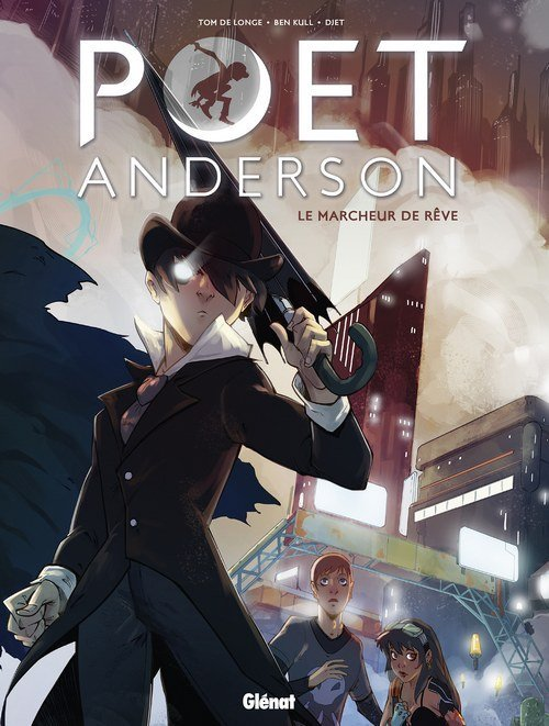 Poet Anderson couverture