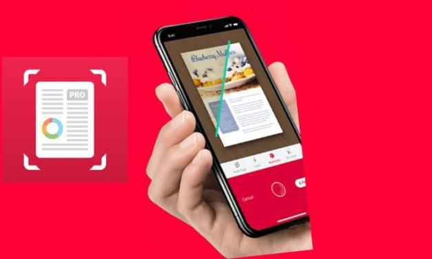 Les apps de la rentrée (6/10) : Scanbot, pour scanner les cours que tu as ratés