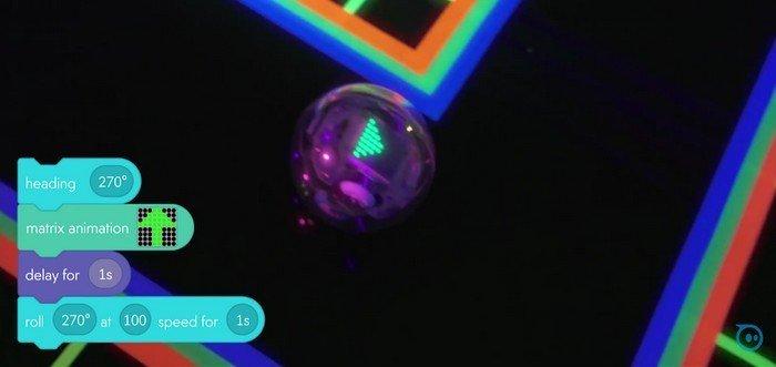 sphero bolt coding