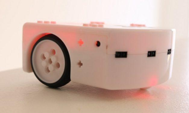 Thymio, un robot qui en a sous le capot !