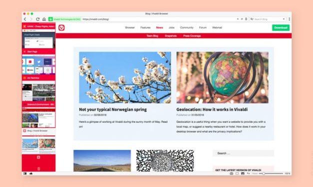 Quelle alternative à Chrome ? Et si tu essayais Vivaldi, un navigateur web personnalisable ?