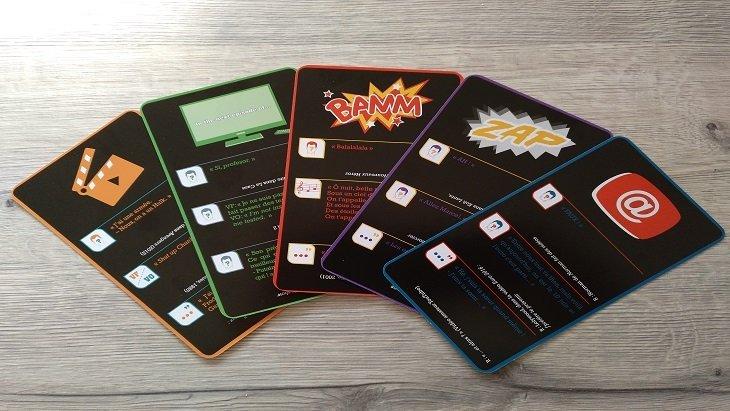Es-tu un vrai geek ? Va défier tes amis avec le jeu «GEEK : Le jeu des citations»