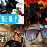 Apprendre avec YouTube #99 : Parlons Y-stoire, Poisson Fécond, Max Bird, L'Antisèche, la P'tit Jane…