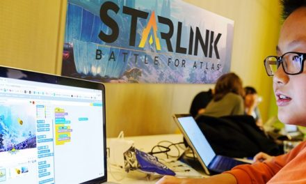 Starlink : Battle for Atlas Coding Program, un atelier coding pour créer un mini jeu Starlink !