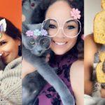 Snapchat lance les filtres pour les chats !