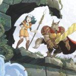 La BD du week-end #52 : L'Aventure fantastique (T1) – Le Maître de la Tour