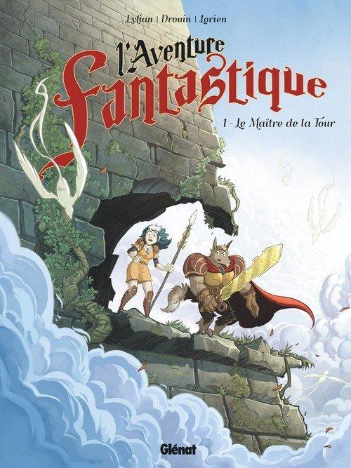 L'aventure fantastique couverture