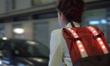 Le Galuchon, un sac à dos connecté pour tous les geeks