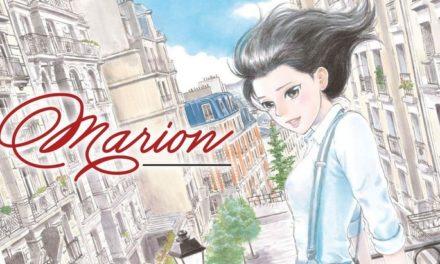 Rentrée Manga (8/10) : Marion (T1), une môme des rues dans le Paris des années 40.