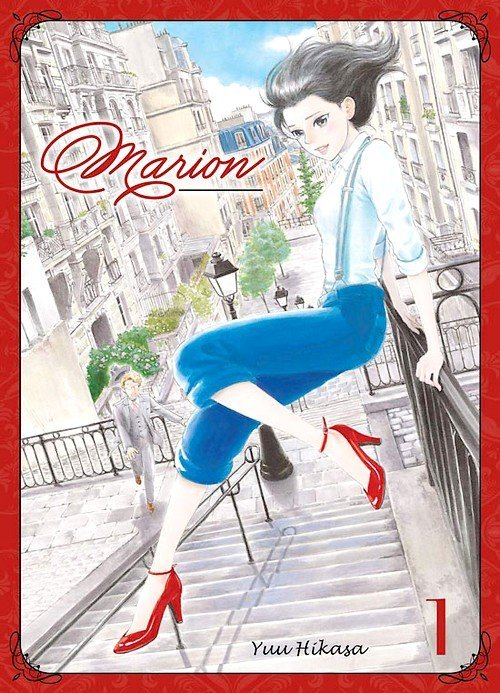 marion couverture tome 1