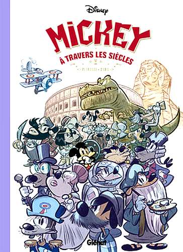 mickey a travers les siecles 1