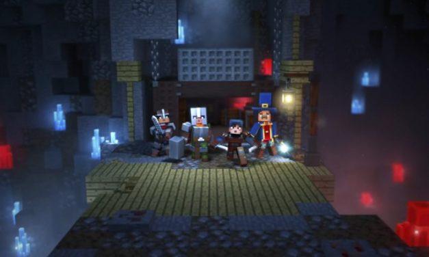 Minecraft: Dungeons : un nouveau jeu Minecraft sur ton PC en 2019