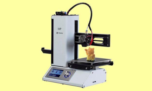 Impression 3D : les premiers pas avec la Monoprice Select Mini V2