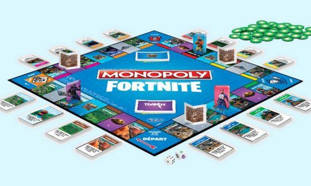 Monopoly Fortnite : les pré-commandes sont ouvertes pour la France