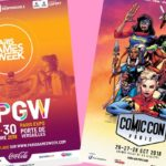 Paris Games Week et Comic Con Paris : les geeks envahissent la capitale !