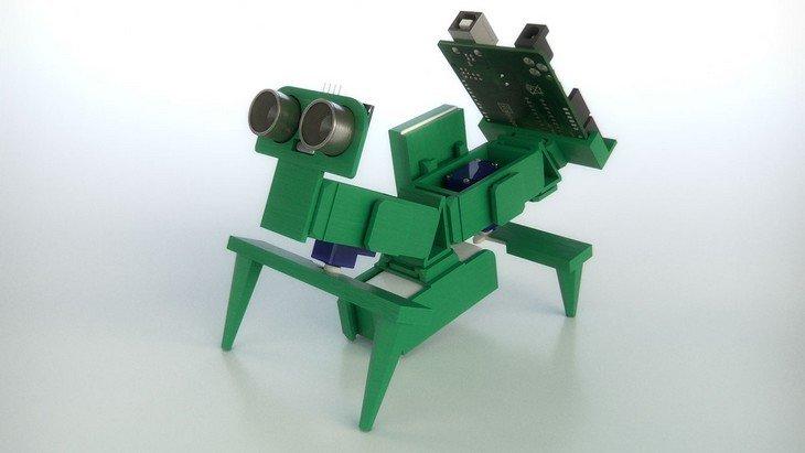 Robobox, la box géniale pour apprendre les bases de la robotique, de l'électronique et de la programmation