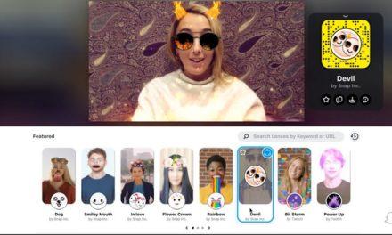 Avec Snap Camera, à toi les filtres Snapchat depuis la caméra de ton PC !