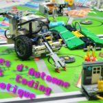 Code, robotique, électronique : quels ateliers pour les vacances de la Toussaint  ?