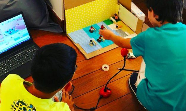 Moonkeys lance à Paris ses ateliers kids innovants sur le numérique