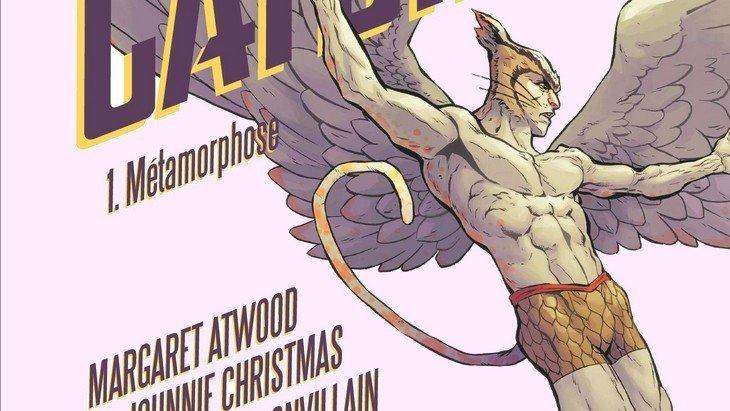 La BD du week-end #55 :  Angel Catbird (T.1), le comics de Margaret Atwood