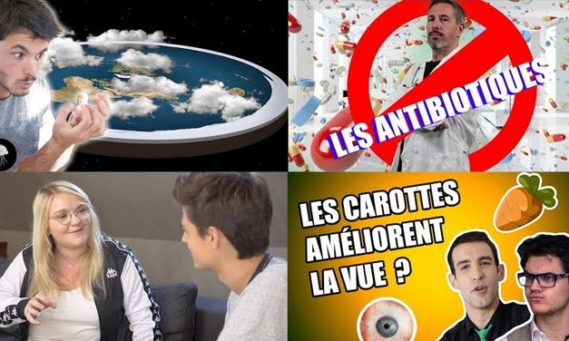 Apprendre avec YouTube #103 : Hugo Décrypte, Astrono Geek, Max Bird, Dirty Biology, Dans Ton Corps…