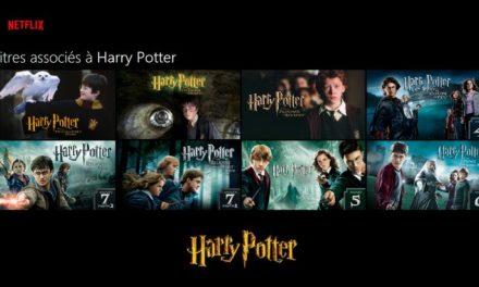 Harry Potter débarque sur Netflix : les 8 films en streaming !