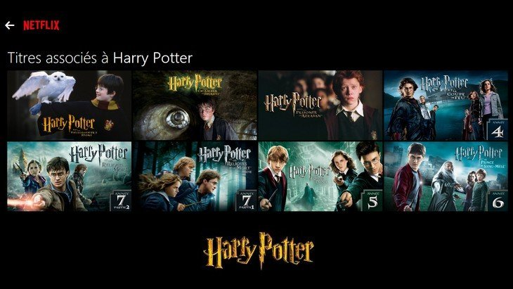 Harry Potter débarque sur Netflix : les 8 films en streaming !
