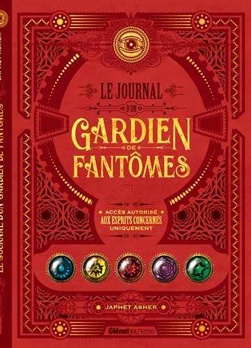 journal gardien fantomes 1
