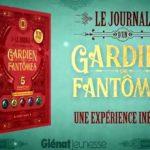 «Le journal d'un gardien de fantômes» : un roman d'enquêtes en réalité augmentée !