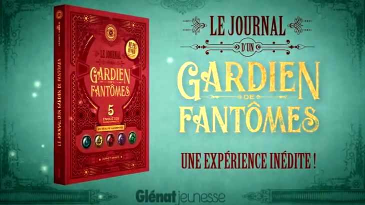 journal gardien fantomes