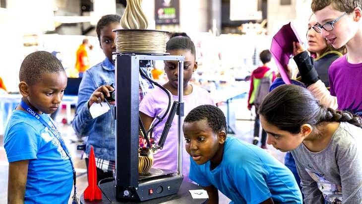 Maker Faire Paris 2018 : le rendez-vous des makers du 23 au 25 novembre à la Cité des sciences et de l'industrie