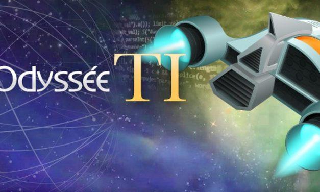 Odyssée TI : grand jeu concours pour astronautes en herbe