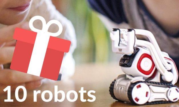 Top 10 des robots éducatifs pour Noël