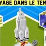 Minecraft – Le guide du builder – Voyage dans le temps