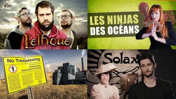 Apprendre avec YouTube #109 : String Theory, le Grand JD, Linguisticae, Virago…
