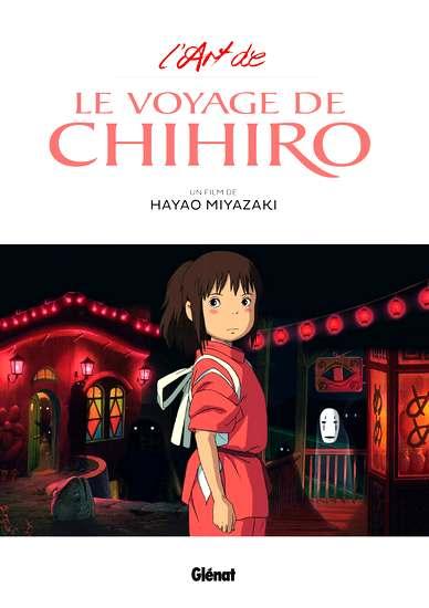 art du voyage de chihiro