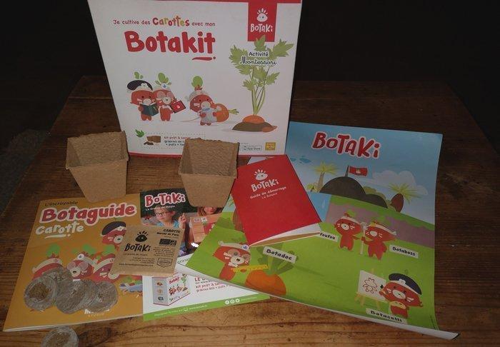 Kit Carotte Botaki