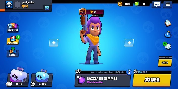 brawl stars gameplay