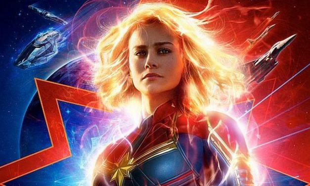 Captain Marvel n'aime pas les Skrulls dans un deuxième trailer