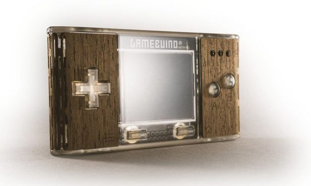 Gamebuino : la console retrogaming qui permet de programmer ses propres jeux !