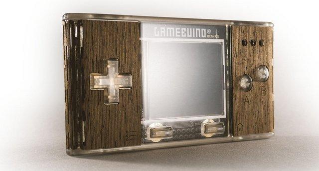 console gamebuino
