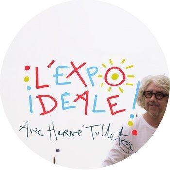 expo Ideale HervéTullet