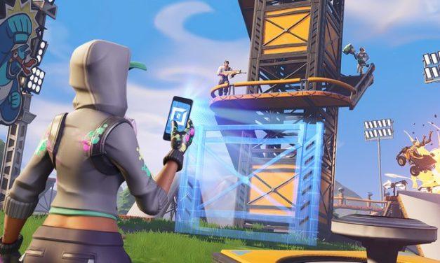 Fortnite ajoute un mode créatif avec la saison 7 ! Tu vas pouvoir créer ton île !