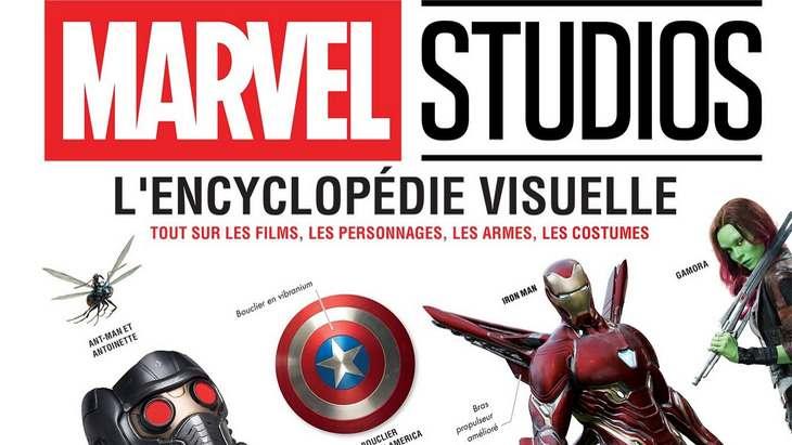 Noël pour les geeks : Marvel L'Encyclopédie Visuelle