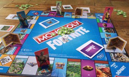 Noël pour les geeks : Monopoly Fortnite