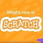 Quelles sont les nouveautés de Scratch 3.0 ?